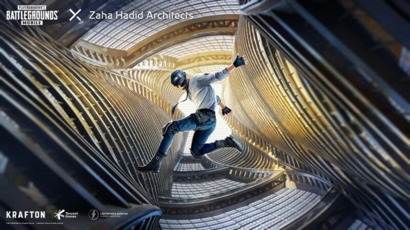Pubg Mobile Zaha Hadid