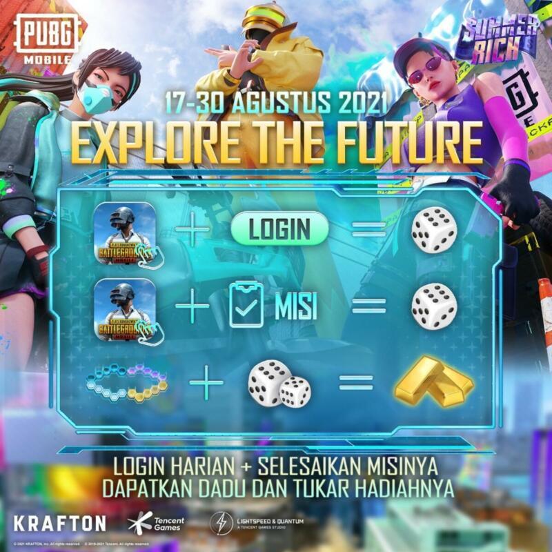 Summer Rich Explore The Future Misi