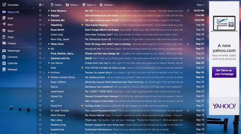 layanan e-mail alternatif GMail