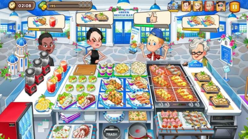 10 Game Memasak Android Terbaik Cooking Adventure