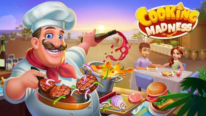 10 Game Memasak Android Terbaik Cooking Madness