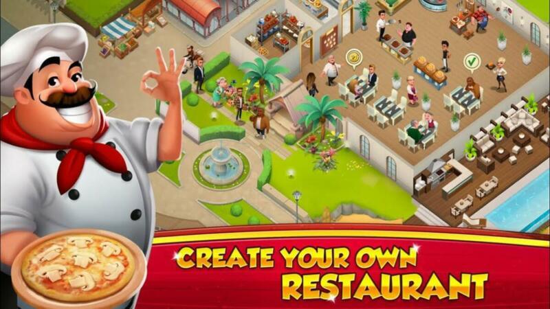 10 Game Memasak Android Terbaik World Chef
