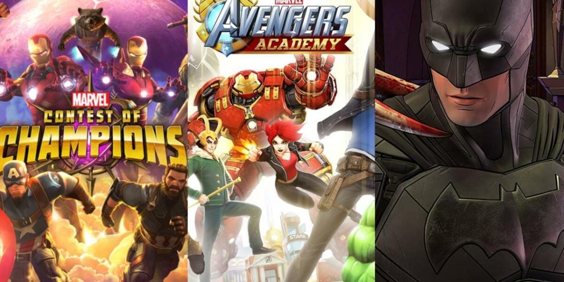 10 Game Superhero Android Terbaik Dafunda
