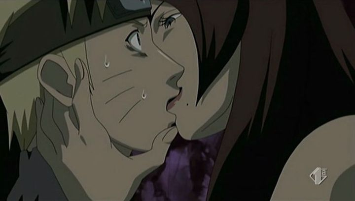 Fuuka | karakter yang mencium Naruto