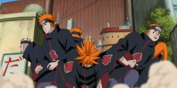 Identitas Asli Six Paths Of Pain Di Anime Naruto