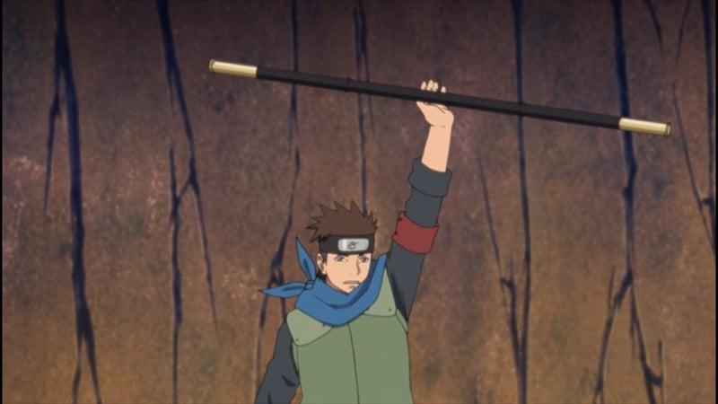 Konohamaru Sarutobi | Ninja punya Kuchiyose lebih dari satu