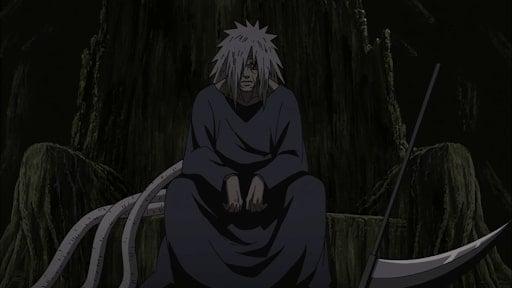 Madara Uchiha | karakter yang membuat Obito jadi jahat