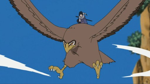 Memiliki 2 Hewan Kuchiyose | Fakta Menarik Sasuke Uchiha