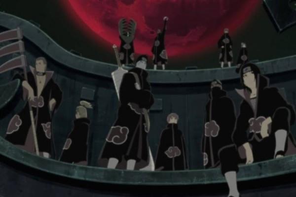 Memonopoli Sistem Misi Ninja | Mengenal Akatsuki