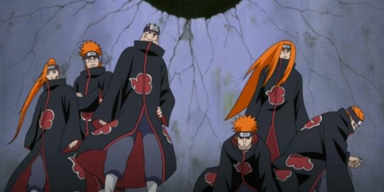 Mengenal Akatsuki, Organisasi Paling Berbahaya Di Naruto