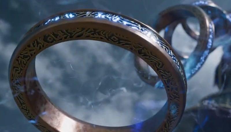 Rings Blue