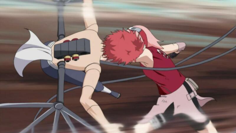 Sakura Haruno | Ninja Konoha mengalahkan Akatsuki
