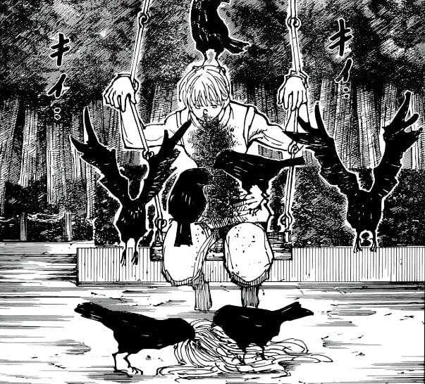 Shalnark   anggota Genei Ryodan yang sudah mati