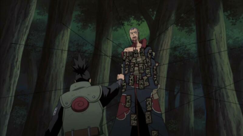 Shikamaru Nara | Ninja Konoha mengalahkan Akatsuki