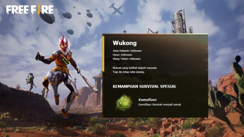 Skill Wukong