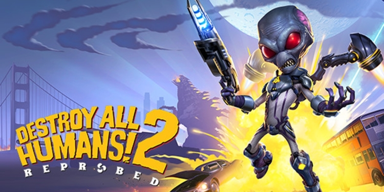 Spesifikasi Pc Destroy All Humans! 2 Reprobed