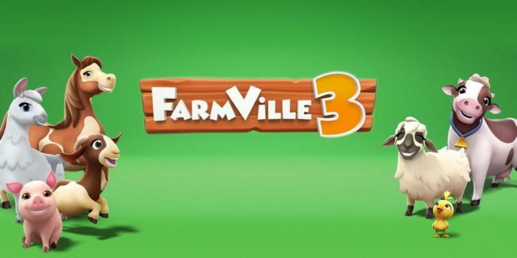 Farmville 3 game mobile