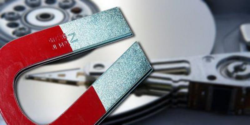 Benarkah Magnet Dapat Menghapus Data Dari Hard Disk Mitosfakta