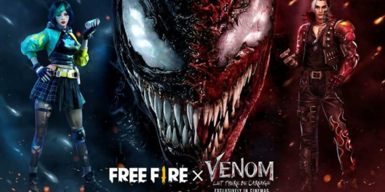 diamond ff x venom