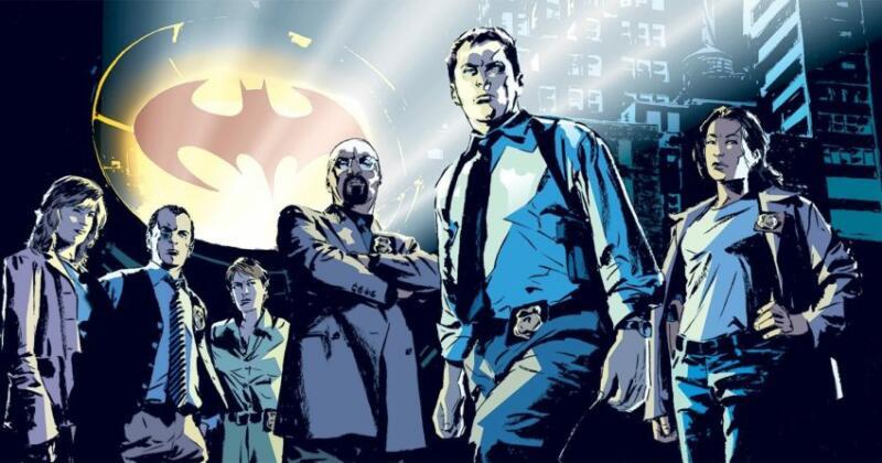Gotham Police Department