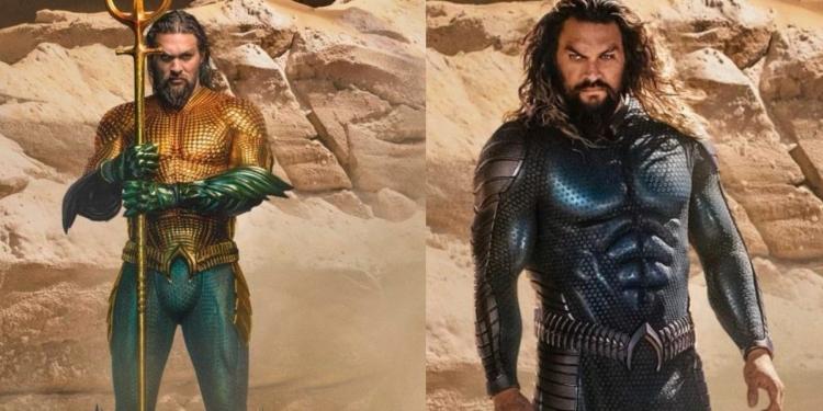 Kostum Baru Aquaman