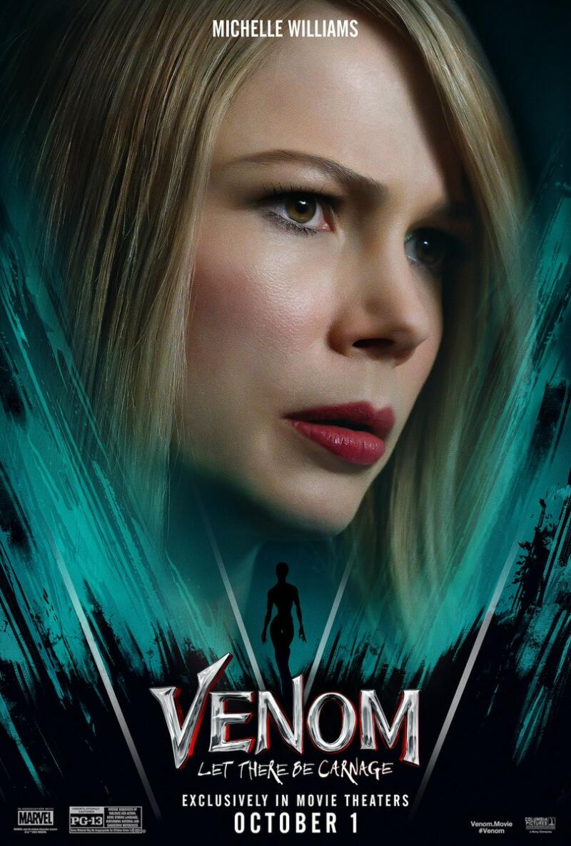 Michelle Williams Venom Let There Be Carnage