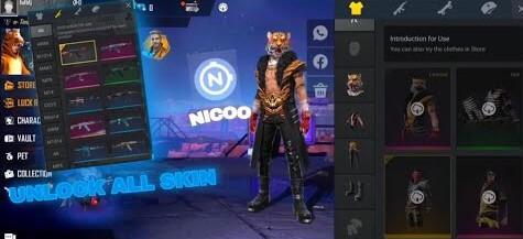 Nicoo Ff Apk