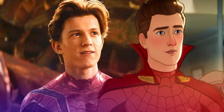 Tom Holland Marvel What If