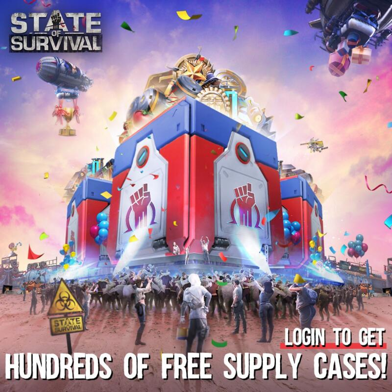 State Of Survival Supply