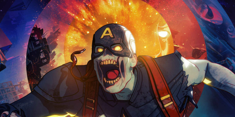 What If MCU Zombie