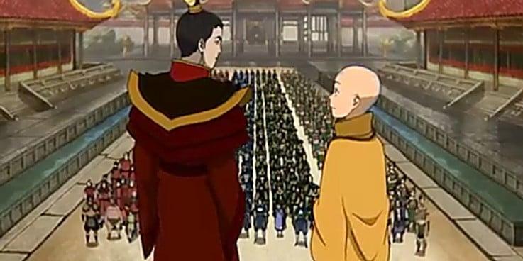 Berhasil menghentikan perang dan mewujudkan perdamaian | Nickelodeon