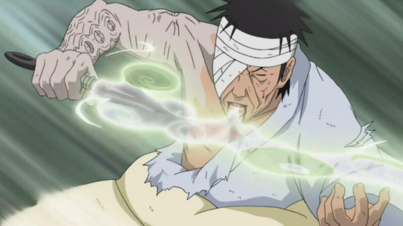 Danzo Shimura | Karakter yang membuat Naruto menderita