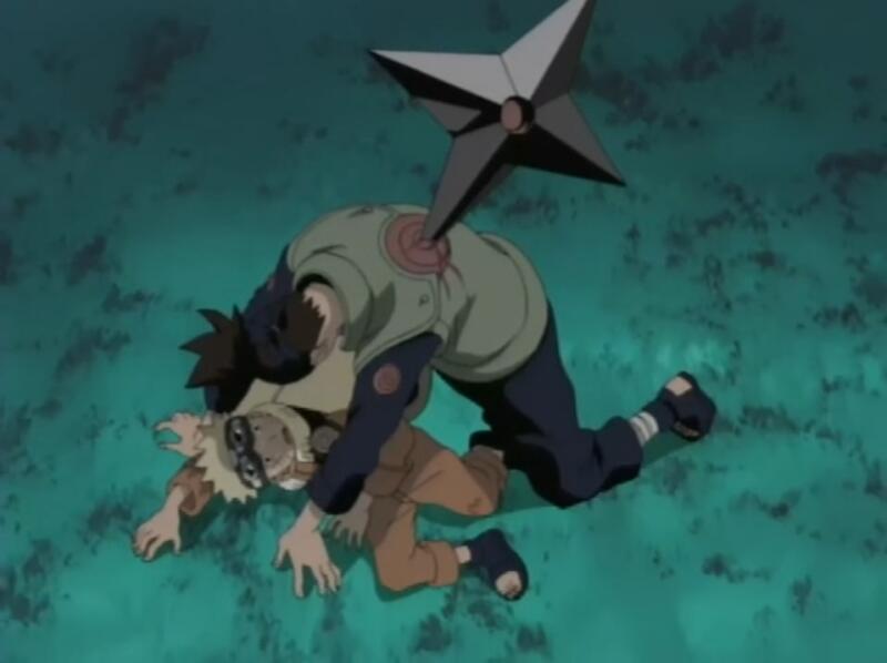 Iruka Umino   karakter yang jadi guru Naruto