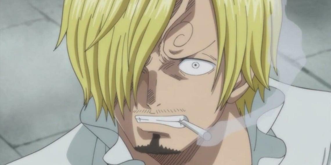Sanji Mendapatkan Power Up, Manga One Piece Chapter 1028